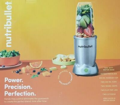 AU199 • Buy Nutribullet 1200W Series Smart Nutrient Extractor Colossal Pack