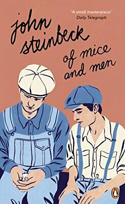 Of Mice And Men By John Steinbeck Paperback NEW Book • 7.87£