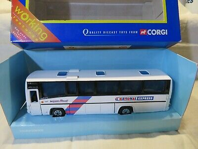 Corgi Plaxton Paramount Coach NATIONAL EXPRESS • 9.99£