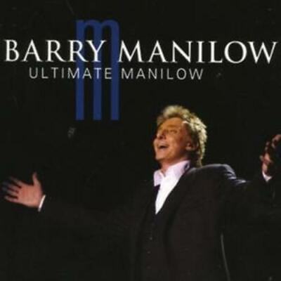 Barry Manilow : Ultimate Manilow CD (2004) Highly Rated EBay Seller Great Prices • 2.48£