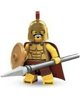 £39.99 • Buy Lego Minifigures Series 2 Spartan Warrior New In Pack (8684)