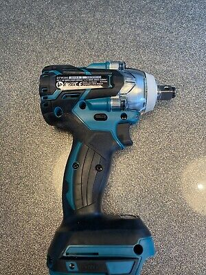 Makita DTW285Z 18V LXT Brushless 1/2in Impact Wrench *Body Only* • 101£