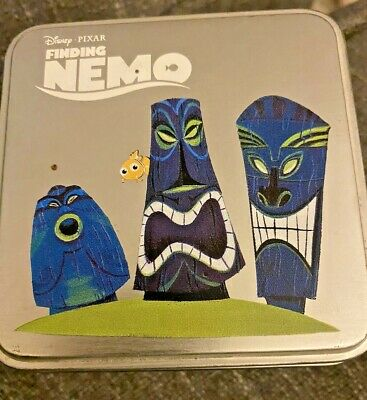 $125 • Buy Disney Limited Edition Finding Nemo Watch With Rotating  Nemo Mint In Box #241