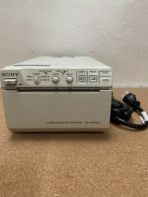 $150 • Buy Sony Analog Video Graphic Printer Medical Ultrasound UP-890MD