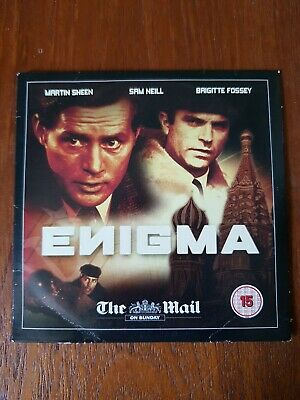 Enigma DVD Daily Mail Promo • 1.99£