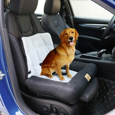 £17.49 • Buy Pet Car Carrier Dog Cat Puppy Travel Lookout Booster Seat With Waterproof Cover