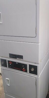 $534 • Buy SSE007WF1500  Speed Queen Commercial Electric Stack Dryer, Used