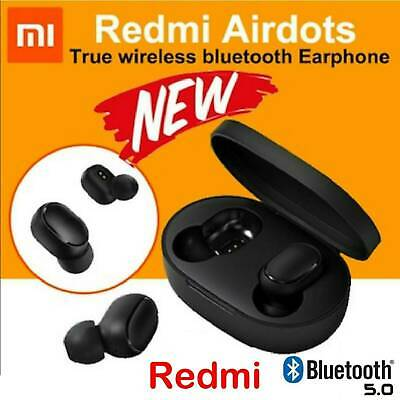 $11.44 • Buy Original For XIAOMI Redmi AIRDOTS Bluetooth WIRELESS W/CHARGER EARPHONE F5A2