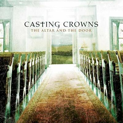 $5.25 • Buy Casting Crowns - The Altar And The Door CD (2007)
