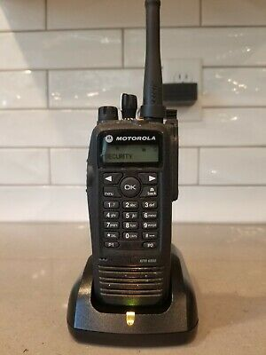 $135 • Buy Motorola XPR6550 UHF 450-512 Mhz With Impres Battery And Impres Charger