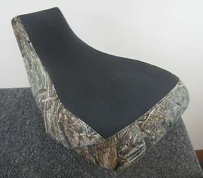 $49.50 • Buy Honda Rancher 350 Camo GRIPPER Seat Cover FITS 2000--2003 YEARS 01 02 03