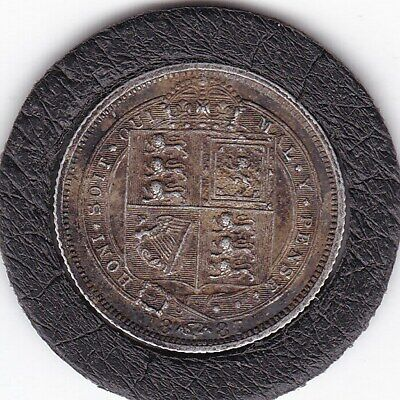 $1.04 • Buy  Queen   Victoria  1887   Sixpence  (6d)  Silver  (92.5%)   Coin