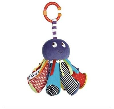 Baby Mamas & Papas Dangly Octopus Activity Toy  Brand  New • 7.99£