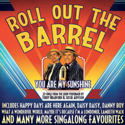 Terry Bradford & Sussie Arvesen : Roll Out The Barrel: You Are My Sunshine CD • 7.96£