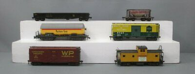 $ CDN102.11 • Buy Assorted O Scale Freight Cars (2 Rail) [6]