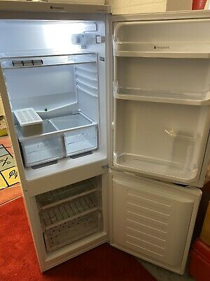 Hotpoint Fridge Freezer • 135£