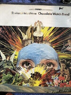 The Inner Mystique Chocolate Watch Band Lp White Pressing • 100£