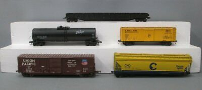 $ CDN102.11 • Buy Assorted O Scale Freight Cars (2 Rail) [5]
