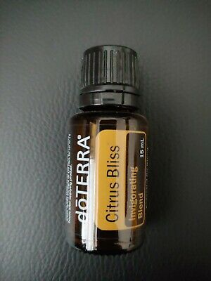$17.99 • Buy DoTERRA Citrus Bliss Essential Oil 15ml, New & Sealed, Free Shipping
