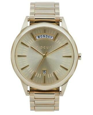 Rip Curl INDIE SSS WATCH Womens Waterproof Watch New - A3191G Gold Rrp $249.99 • 112.54£