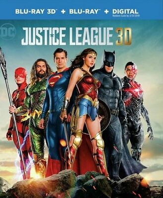 AU56.99 • Buy Justice League (2017) New Bluray