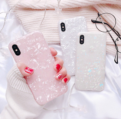 AU8.99 • Buy IPhone 11 Pro Max XR XS MAX X 7 8 PLUS Case Marble Shockproof Silicone Cover AU