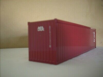 Corgi Truck - 1.50 Scale 40' Shipping Container Load    Acl    • 14.99£