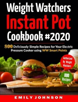 $21.73 • Buy Johnson Emily-Weight Watchers Instant Pot Ck BOOK NEW
