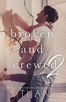 AU23.97 • Buy Tijan-Broken & Screwed 2 BOOK NEW