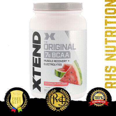 AU99.90 • Buy Scivation Xtend BCAA's Branched Chain Electrolytes + Muscle Recovery 90 Serves