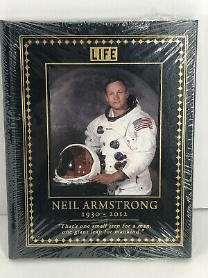 $50 • Buy Easton Press Life Neil Armstrong 1930-2012 Leather Bound