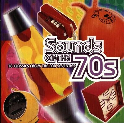 £19.99 • Buy Time Life Sounds Of The 70s: 18 Classics From The Fab Seventies CD
