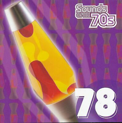 Sounds Of The 70s Seventies 78 Time Life 2 X CD • 6.99£