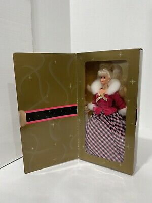 $18.99 • Buy WINTER RHAPSODY 1996 Barbie Doll Avon Exclusive Collection