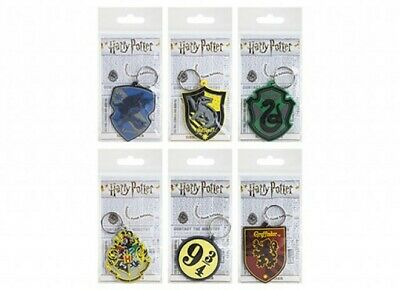 £2.89 • Buy Official Licensed Harry Potter Keyring Rubber Character Keychain Gift New