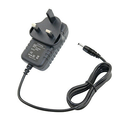 UK 9V 2A Adapter For MID Google Android Tablet PC Power Supply Charger 2.5mm • 4.98£