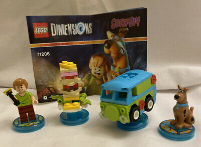 AU33 • Buy LEGO DIMENSIONS Scooby Doo Fun Pack 71206
