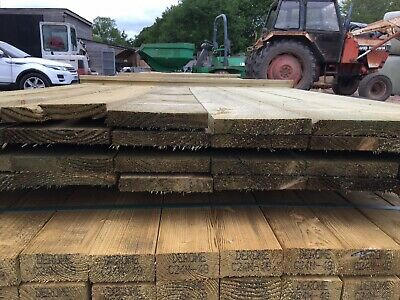 Treated Timber 6x1 REG C16/C24 ALL SIZES & LENGTHS ,3X2,4X2,6x2 • 10.50£