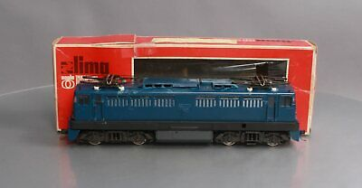 $ CDN123.01 • Buy Lima 6766 O Scale Blue Electric Locomotive - 2-Rail EX/Box