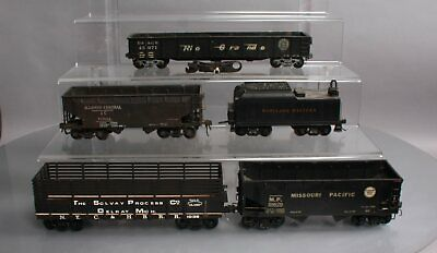 $ CDN102.11 • Buy O Scale Freight Cars & Tender - 2-Rail