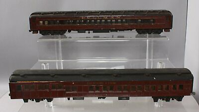 $ CDN172.09 • Buy O Scale Wood & Aluminum Passenger Cars (2 Rail) [2]