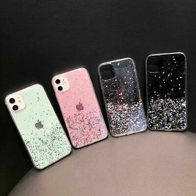 AU8.99 • Buy For IPhone 11 Pro XS Max XR X 8 7 Plus Bling Glitter Shockproof Phone Case Cover