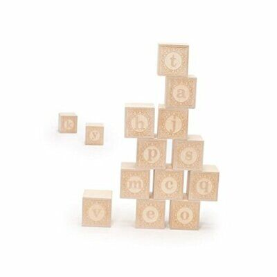 $17.64 • Buy Uncle Goose Lowercase Alphablank Blocks - Made In The USA