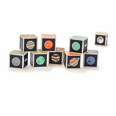 $29.52 • Buy Uncle Goose Planet Blocks - Made In The USA