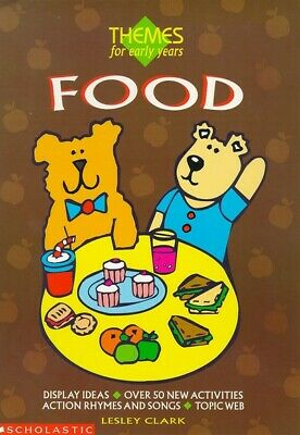 £1.88 • Buy Themes For Early Years: Food By Lesley Clark Christine Lee Joel Lane (Paperback)