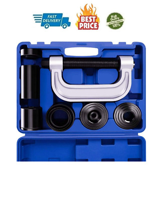 $96.88 • Buy Heavy Duty Ball Joint Press & U Joint Removal Tool Kit With 4x4 Adapters