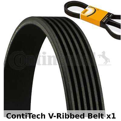 ContiTech V-Ribbed Belt - 6PK2510 , 6 Ribs - Fan Belt Alternator, Drive Belt • 23.20£