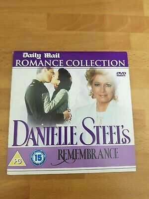 Romance Collection Danielle Steel's Remembrance Daily Mail Promo DVD  • 1.99£