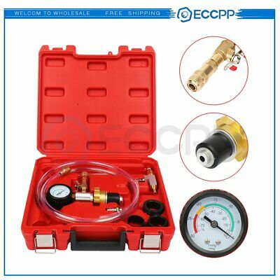$36.49 • Buy New Auto Engine Vacuum Coolant Cooling System Purging Tool Kit Refill Refilling