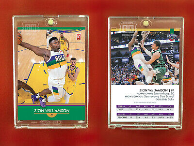 $5.99 • Buy Zion Williamson Rookie Card / New Orleans Pelicans / Generation Next